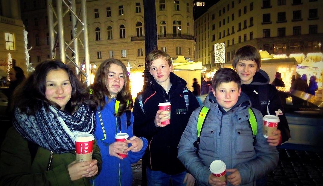 Izlet na Dunaj – Wien
