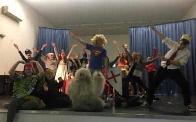 5 Pepelk – gledališka predstava OŠ Renče