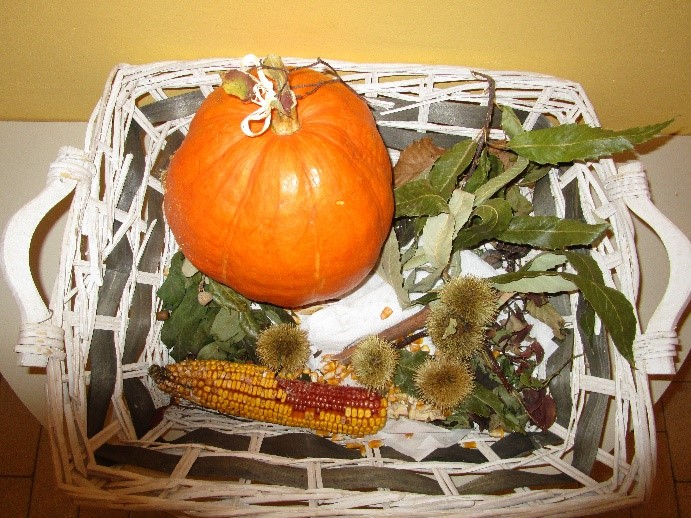 Prihod tetke Jesen, vrtec Bukovica