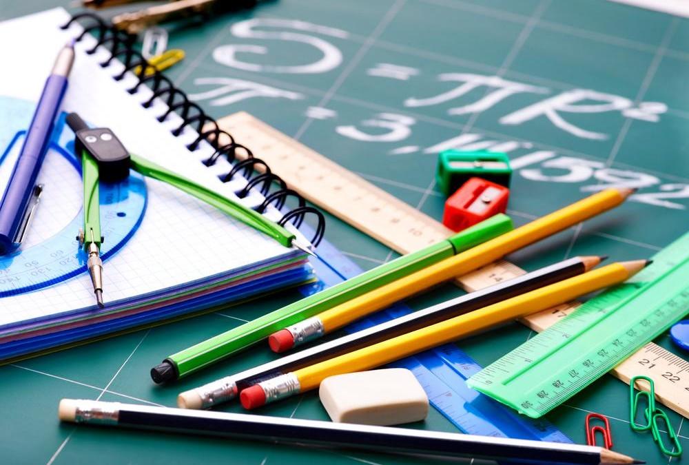Seznam šolskih potrebščin, učbenikov in delovnih zvezkov 2015/16