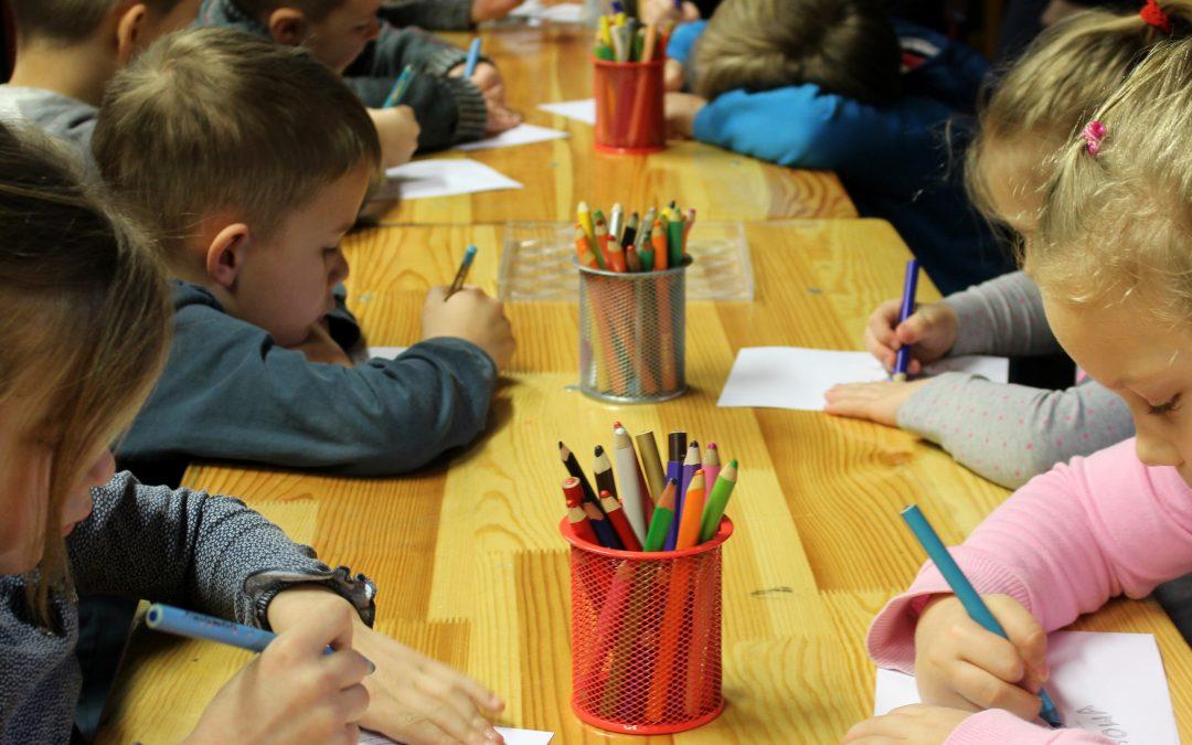 Preklic organizacije nujnega varstva otrok