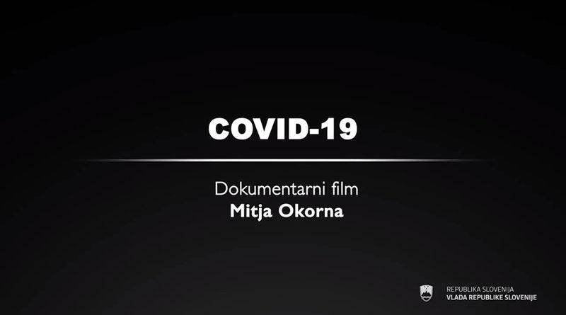 "Dokumentarni film Mitja Okorna ""COVID-19"""