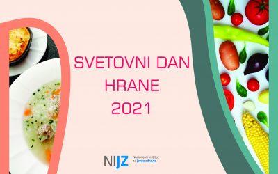 Svetovni dan hrane, 16.10.2021